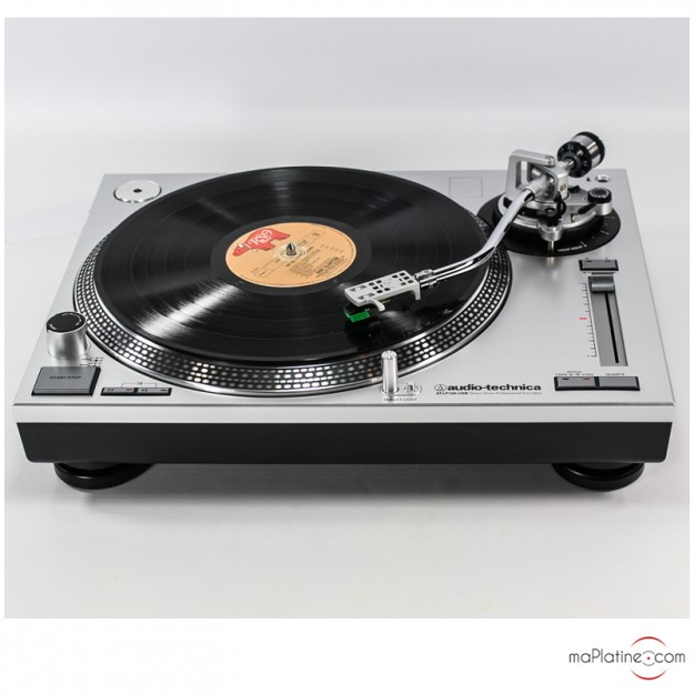 Platine vinyle Audio Technica AT LP120 USB HC