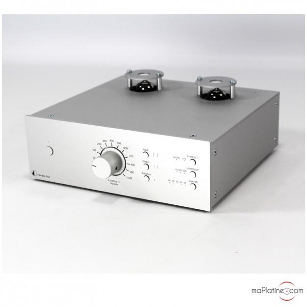 Préamplificateur phono Pro-Ject Tube Box DS2