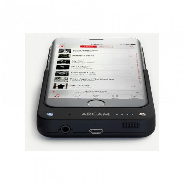 Coque pour iPhone Arcam MusicBoost