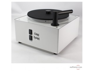 Machine à laver les disques vinyles OKKI NOKKI Record Cleaner