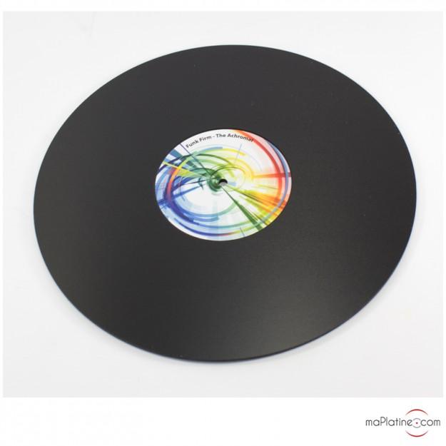 Funk Firm Achromat Sl 1200 Platter Mat Maplatine Com