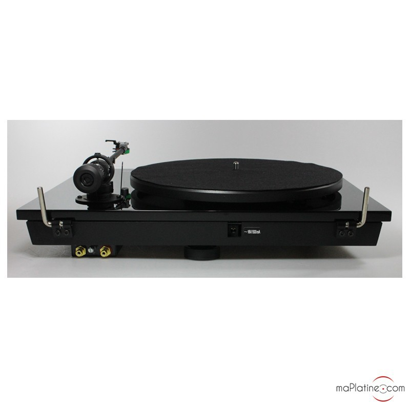 Thorens TD 295 MK IV semi-automatic turntable - maPlatine com