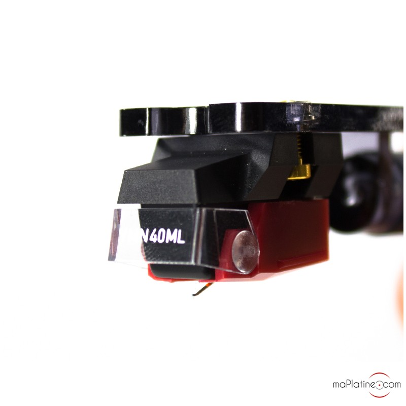 Audio Technica VM 540 ML MM cartridge - maPlatine.com