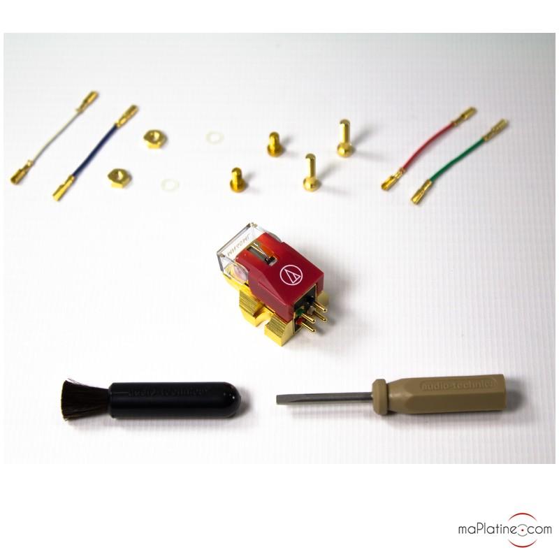 Audio Technica VM 740 ML MM cartridge - maPlatine.com