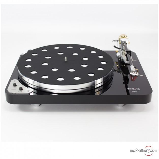 Platine vinyle Acoustic Signature PRIMUS avec bras TA-500