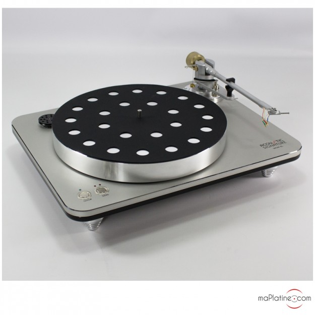 Platine vinyle Acoustic Signature WOW XL