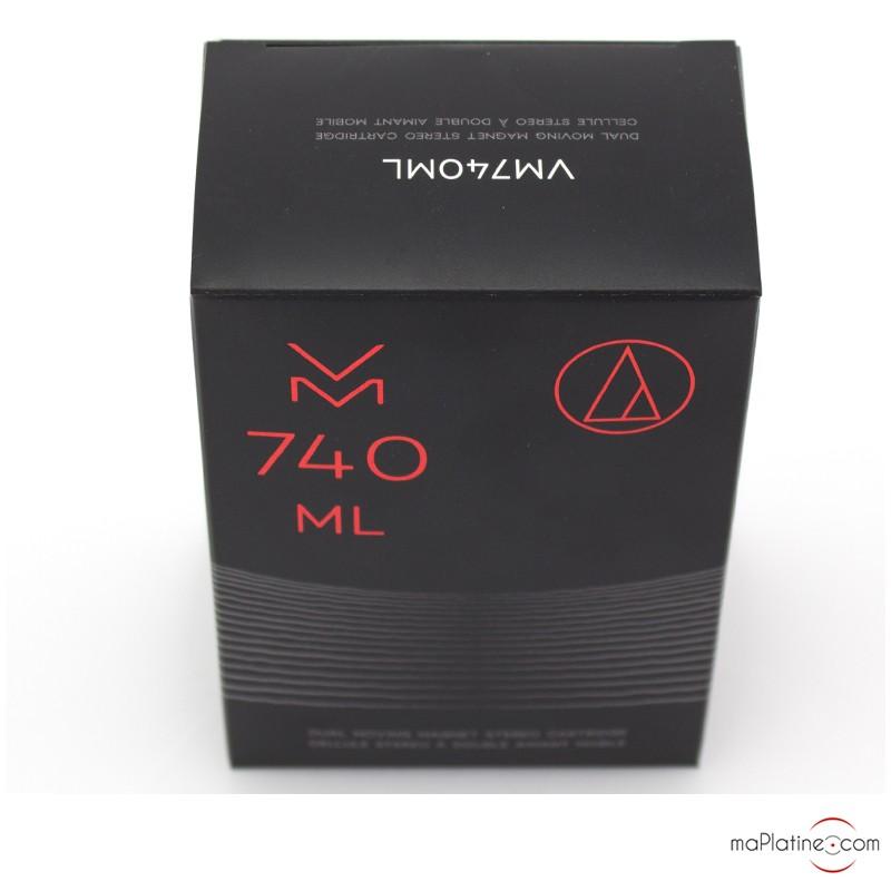 Audio Technica VM 540 ML/H Moving Magnet Cartridge incl.