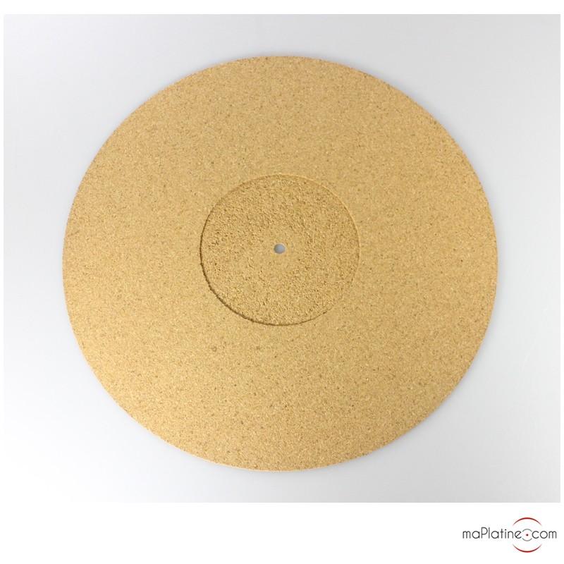 Thorens Cork Platter Mat Maplatine Com