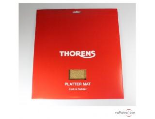 Thorens cork/rubber platter mat