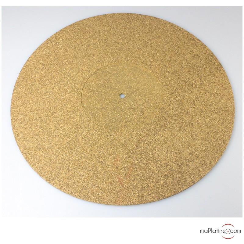 Thorens Cork Rubber Platter Mat Maplatine Com
