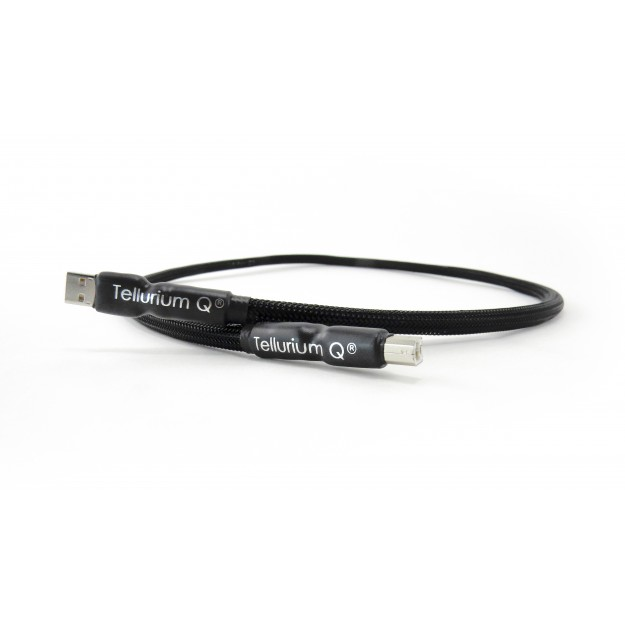 Câble USB Tellurium Q Black