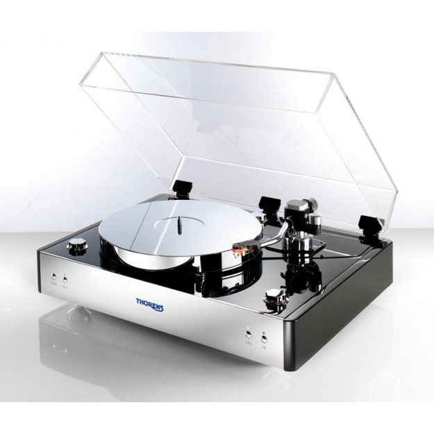 Thorens TD 550 Manual Turntable with SME 309 tonearm