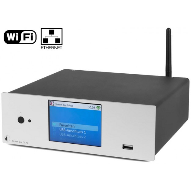 Lecteur réseau Pro-Ject Stream Box DS net