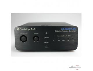 DAC (convertisseur numérique analogique) Cambridge Audio Dac Magic 100