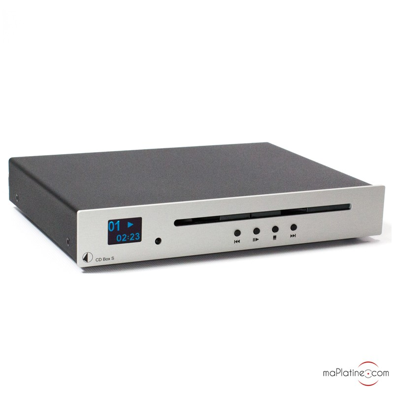 Pro-Ject CD Box S CD Player