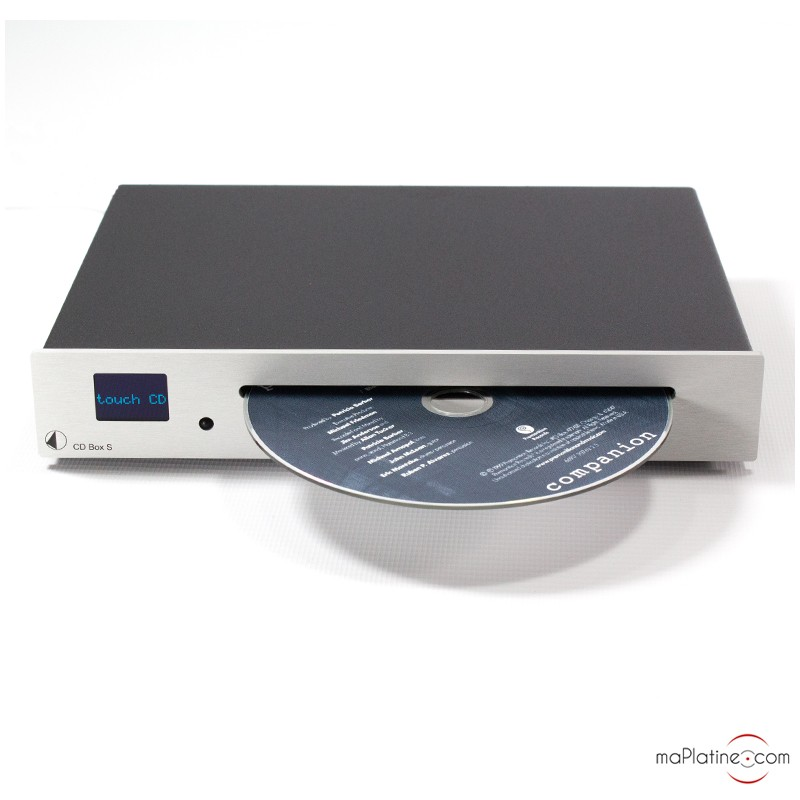 pro ject cd box s cd player. Black Bedroom Furniture Sets. Home Design Ideas