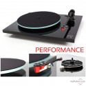 REGA Planar 2 Performance Pack Turntable - Black