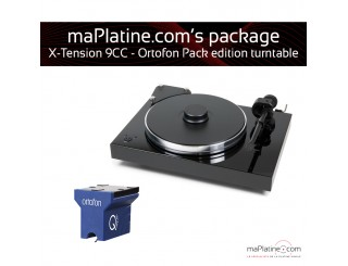 Platine vinyle Pro-Ject X-Tension 9 - Ortofon Pack Edition