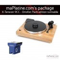 Pro-Ject X-Tension 9 - Ortofon Pack Edition turntable - Olive