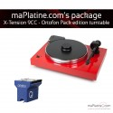 Pro-Ject X-Tension 9 - Ortofon Pack Edition turntable - Red