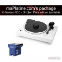 Pro-Ject X-Tension 9 - Ortofon Pack Edition turntable - White