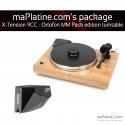 Pro-Ject X-tension 9 - Ortofon MM Pack Edition turntable - Olive