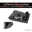Pro-Ject X-Tension 9 Turntable - Ortofon MM Package Edition - Black