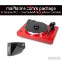Pro-Ject X-Tension 9 Turntable - Ortofon MM Package Edition - Red