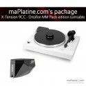 Pro-Ject X-Tension 9 Turntable - Ortofon MM Package Edition - White