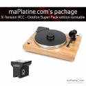 Pro-Ject X-Tension 9 Turntable - Ortofon Super Package Edition - Olive
