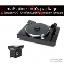 Pro-Ject X-Tension 9 Turntable - Ortofon Super Package Edition - Black