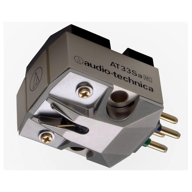 Cellule MC Audio Technica AT 33 SA