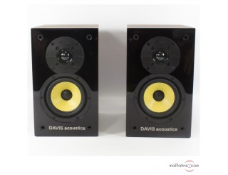 Enceintes de bibliothèque Davis Acoustics Balthus 30