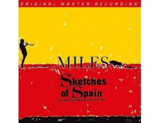 Disque vinyle Miles Davis – Sketches of Spain
