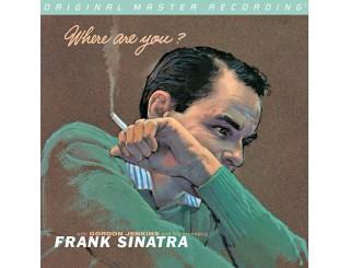 Disque vinyle Franck Sinatra – Where are you ?