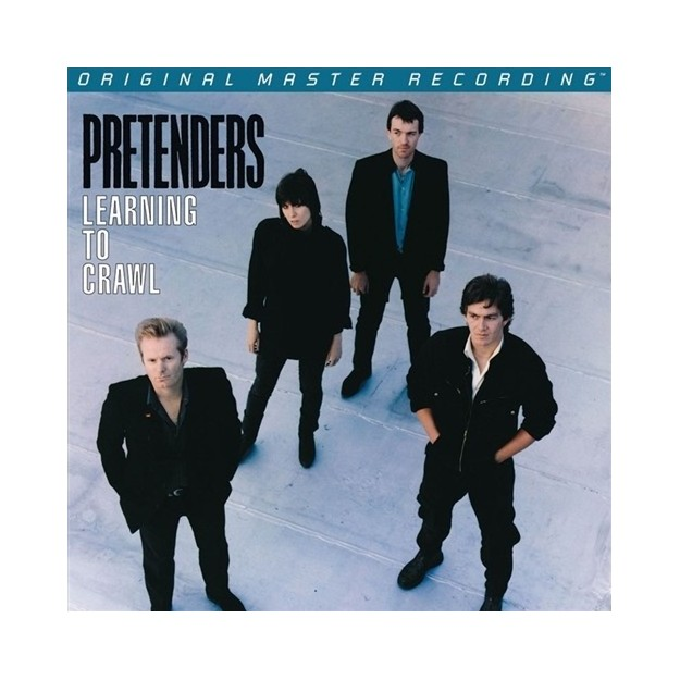 Disque vinyle The Pretenders – Learning to Crawl