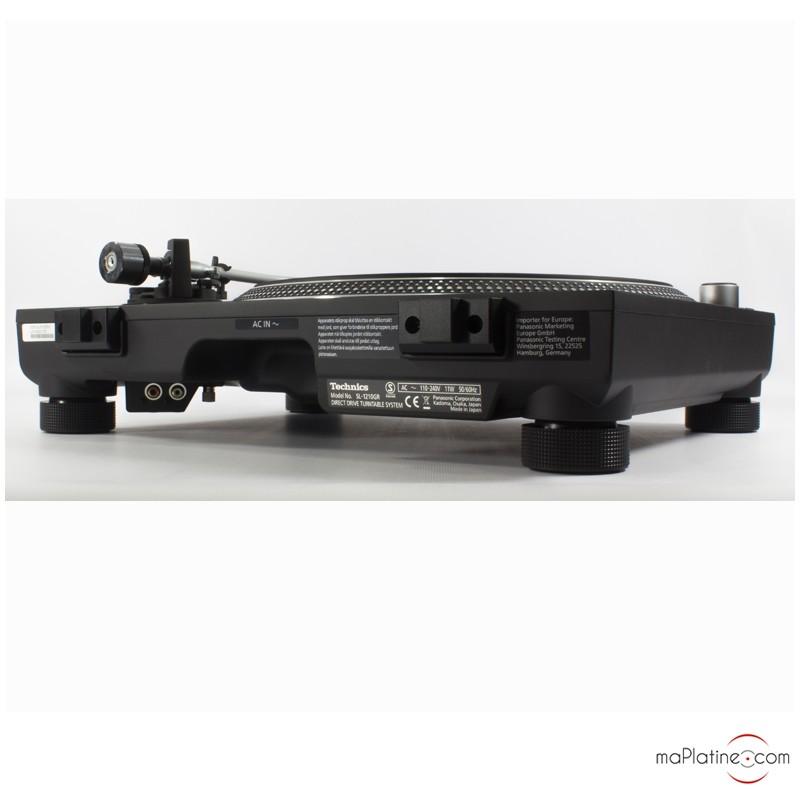Technics Sl 1200 1210 Gr Turntable Maplatine Com