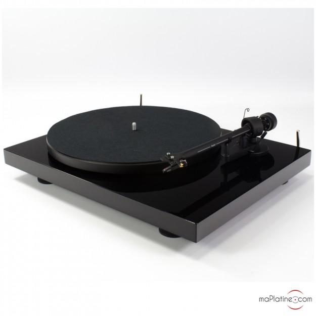 Platine vinyle Debut III OM5 - Black Friday