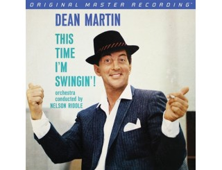 Disque vinyle Dean Martin - This Time I'm Swingin' - LMF410