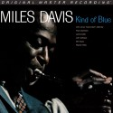 Miles Davis - Kind Of Blue vinyl record - 45RPM/2LPs set box - LMF45011