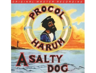 Disque vinyle Procol Harum - A Salty Dog - LMF474