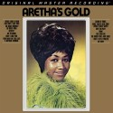 Aretha Franklin - Aretha's Gold vinyl record - 45RPM/2LPs - LMF479