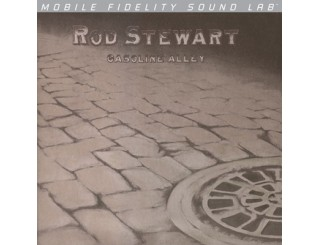 Disque vinyle Rod Stewart - Gasoline Alley - LMFS016