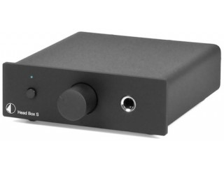 Pro-Ject Head Box S headphone amplifier