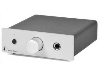Pro-Ject Head Box S headphone amplifier