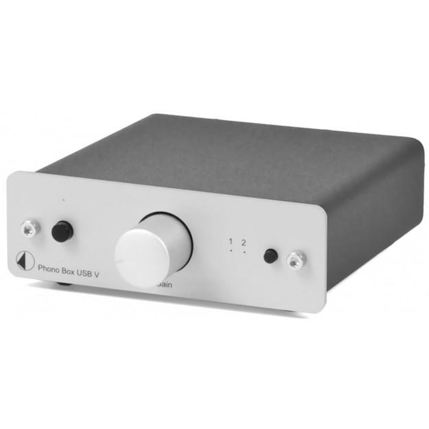 Pro-Ject Phono Box USB V DC preamplifier