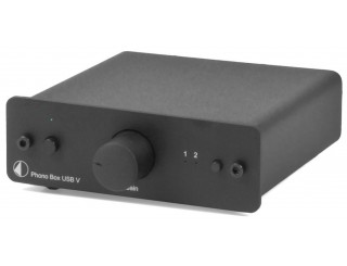 Pro-Ject Phono Box USB V DC preamplifier