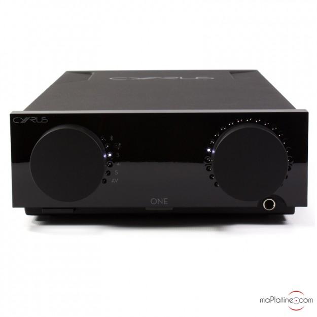 Amplificateur intégré Cyrus One