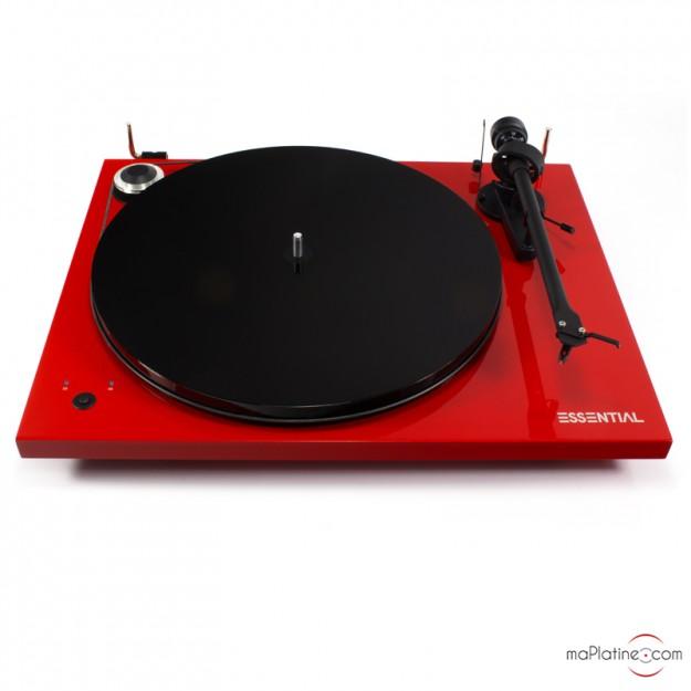 Platine vinyle Pro-Ject Essential III Record Master