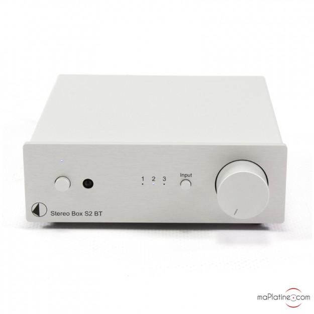 Amplificateur stéréo Pro-Ject Box S BT